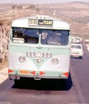 Taken from the back of a deuce and a half on the way to Jerusalem. Photo courtesy of Bob Fraser