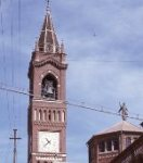 Asmara, Ethiopia (now Eritrea) - Coptic Christian Church, courtesy of George Mayer.